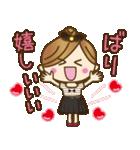 new!九州弁♥博多弁のかわいい女の子(個別スタンプ:13)