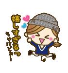 new!九州弁♥博多弁のかわいい女の子(個別スタンプ:14)