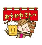new!九州弁♥博多弁のかわいい女の子(個別スタンプ:19)
