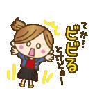 new!九州弁♥博多弁のかわいい女の子(個別スタンプ:27)