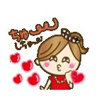 new!九州弁♥博多弁のかわいい女の子(個別スタンプ:30)