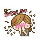 new!九州弁♥博多弁のかわいい女の子(個別スタンプ:31)