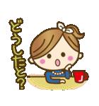 new!九州弁♥博多弁のかわいい女の子(個別スタンプ:35)