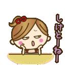 new!九州弁♥博多弁のかわいい女の子(個別スタンプ:38)