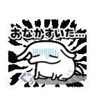 第3弾★いぬうし!お返事スタンプ(個別スタンプ:35)