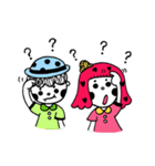 Smelly sister of everyday life(個別スタンプ:29)
