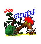 「ありがとう」の詰め合わせ(個別スタンプ:25)