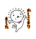 蝶ネクタイな紳士ねこ第2弾(個別スタンプ:13)