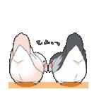 文鳥のスタンプ(個別スタンプ:40)