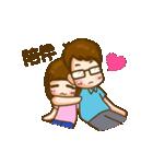 In love(個別スタンプ:26)