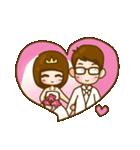 In love(個別スタンプ:34)