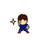 がんばれサッカー部(個別スタンプ:10)
