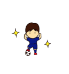 がんばれサッカー部(個別スタンプ:11)