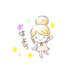 シアン(個別スタンプ:01)