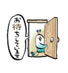 小鳥と音楽・ピアノの先生(個別スタンプ:14)