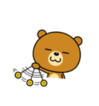 関西弁なクマ5(個別スタンプ:05)