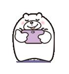 微笑みクマのスマイル(個別スタンプ:34)