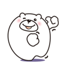 微笑みクマのスマイル(個別スタンプ:36)