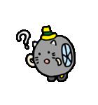 ハットにゃん(個別スタンプ:05)