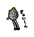 ハットにゃん(個別スタンプ:34)