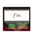 あきる野市公式!森っこサンちゃん(個別スタンプ:40)