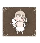 ふわふわオムツちゃん(個別スタンプ:01)