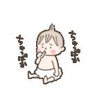 ふわふわオムツちゃん(個別スタンプ:38)
