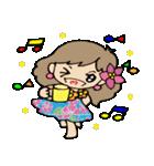 便利★可愛い!フラガール★Luana★ vol.1(個別スタンプ:32)