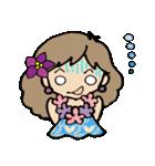 便利★可愛い!フラガール★Luana★ vol.1(個別スタンプ:35)