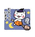 かぼちゃパンツの猫さん(個別スタンプ:19)
