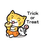 かぼちゃパンツの猫さん(個別スタンプ:26)