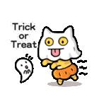 かぼちゃパンツの猫さん(個別スタンプ:27)