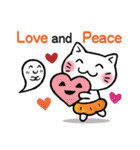 かぼちゃパンツの猫さん(個別スタンプ:29)
