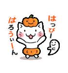 かぼちゃパンツの猫さん(個別スタンプ:33)
