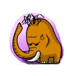 なんか絶滅(個別スタンプ:3)
