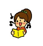 べる&りぃ&そっちゃん④(個別スタンプ:01)
