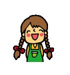 べる&りぃ&そっちゃん④(個別スタンプ:03)
