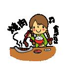 べる&りぃ&そっちゃん④(個別スタンプ:06)