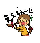 べる&りぃ&そっちゃん④(個別スタンプ:14)