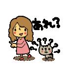 べる&りぃ&そっちゃん④(個別スタンプ:15)