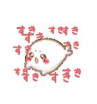 大好きあざらし3(個別スタンプ:01)