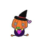 Baby ハロウィン(個別スタンプ:01)