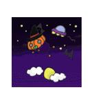 Baby ハロウィン(個別スタンプ:02)