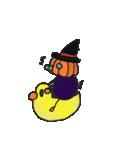 Baby ハロウィン(個別スタンプ:10)