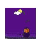 Baby ハロウィン(個別スタンプ:26)