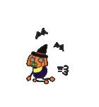 Baby ハロウィン(個別スタンプ:34)