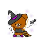 くまたんde秋~ハロウィンのスタンプ(個別スタンプ:29)