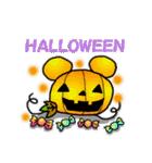 くまたんde秋~ハロウィンのスタンプ(個別スタンプ:38)