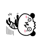 もちもちパンダ(個別スタンプ:15)