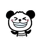 もちもちパンダ(個別スタンプ:21)